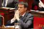 Manuel Valls à l'Assemblée nationale le 19 novembre, après son discours sur la loi prolongeant l'état d'urgence.