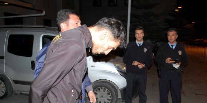 Ahmad Dahmani, en Turquie, le 20 novembre 2015.