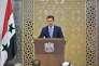 Le président syrien, Bachar Al-Assad, à Damas, le 26 juillet 2015.