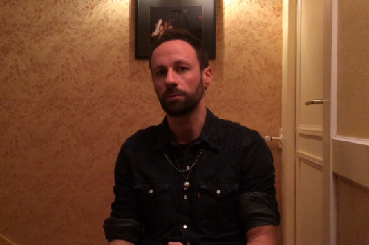 Joseph d'Anvers, à Brest, le 21 novembre 2015.