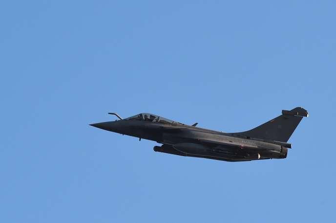Les missions aériennes ISR (intelligence, surveillance et reconnaissance) visent à collecter du renseignement sur des mouvements de troupes et des cibles potentielles.