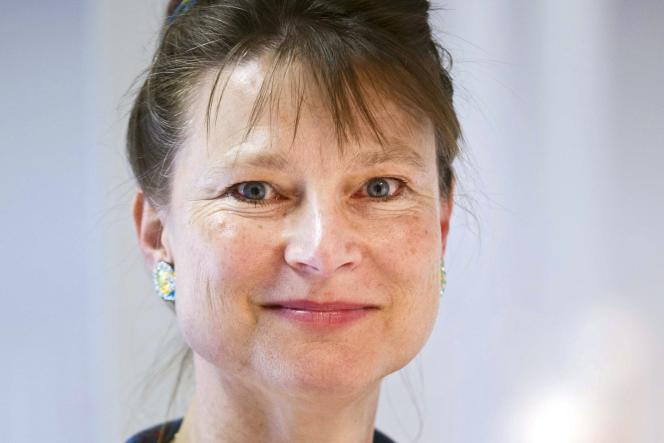 Marjan Minnesma, directrice de la fondation Urgenda, à Amsterdam, le  25 juin 2015.