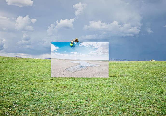 Mongolie. Au cours des trente dernières années, en raison de l'assèchement des lacs et des cours d'eau, le désert aurait progressé de 25% sur le territoire.