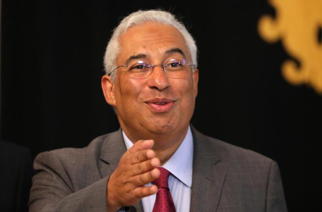 Le premier ministre portugais, le socialiste Antonio Costa, le 24 novembre.