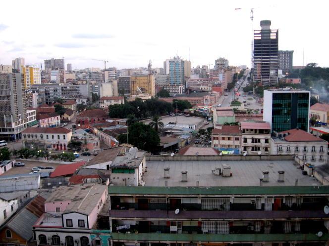 Luanda, 2007.