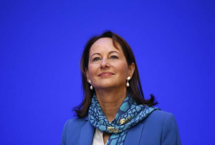 Ségolène Royal, le 25 novembre 2015 à Paris.