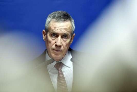 Le procureur de Paris François Molins le 24 novembre 2015.