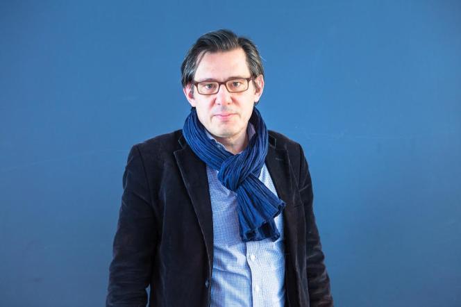 François Saint-Bonnet, historien du droit, le 26 novembre 2015.