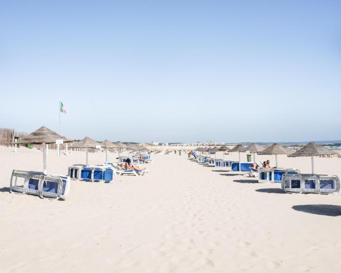 Les plages de Costa da Caparica.
