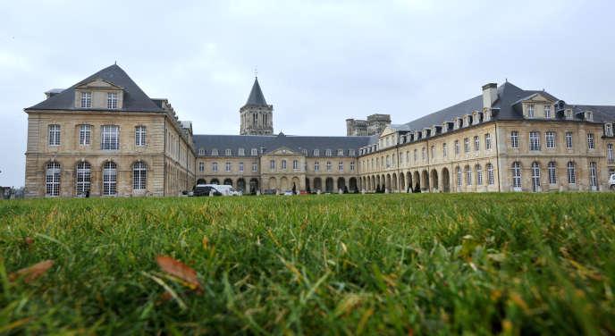 Le siège du conseil régional de Basse-Normandie, à Caen.
