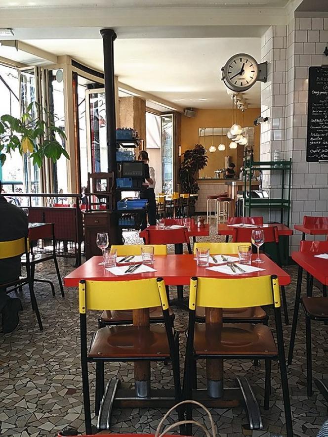 Le Pause Café.