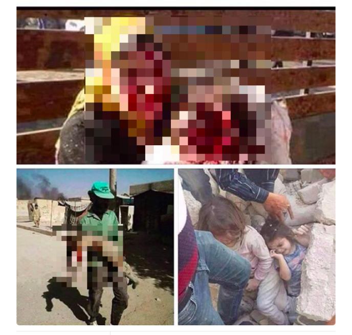 Nouvelles intox autour des bombardements en Syrie 1fbd22799e01