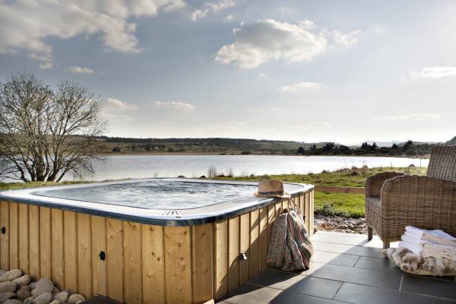 Bain chaud outdoor, Instants d'absolu