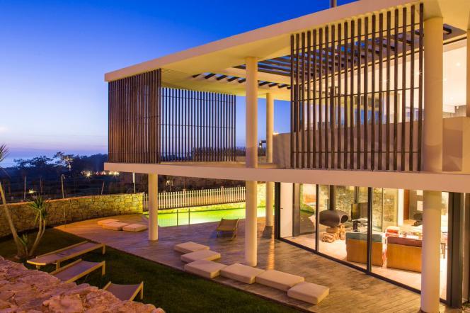 Villa Green, Areias do Seixo, Portugal