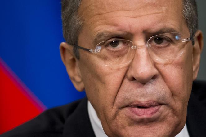 « Nous sommes toujours disponibles pour un dialogue honnête et pragmatique avec Washington, sur toutes les questions bilatérales et mondiales », affirme Sergueï Lavrov.