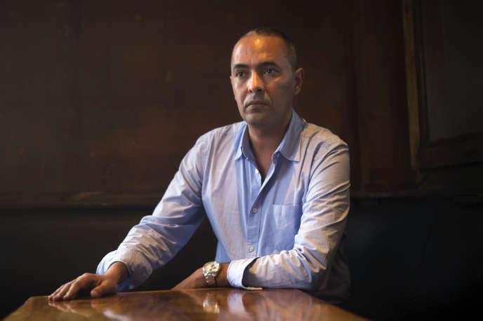 Kamel Daoud à Marseille le 27 octobre 2014.