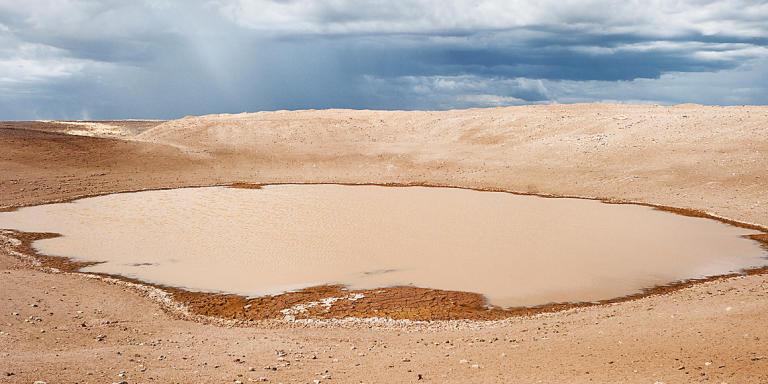 Comté de Turkana, Kenya, octobre 2013.