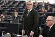Jean-Claude Juncker au Parlement européen de Strasbourg le 25 novembre.