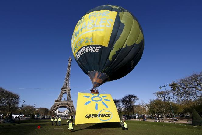 Seront réunis à Paris, du 29 novembre au 11 décembre, 150 chefs d'Etat et de gouvernement accompagnés par les délégations des 195 Etats parties à la Convention-cadre des Nations unies sur les changements climatiques.