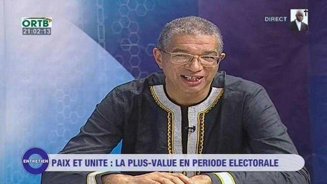 Intervention de Lionel Zinsou à la télévision nationale béninoise, le 2 novembre 2015