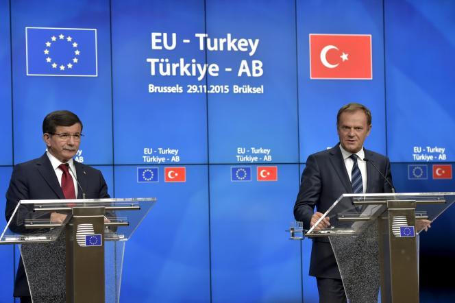 L'Union européenne et la Turquie ont trouvé un accord sur la crise des migrants.