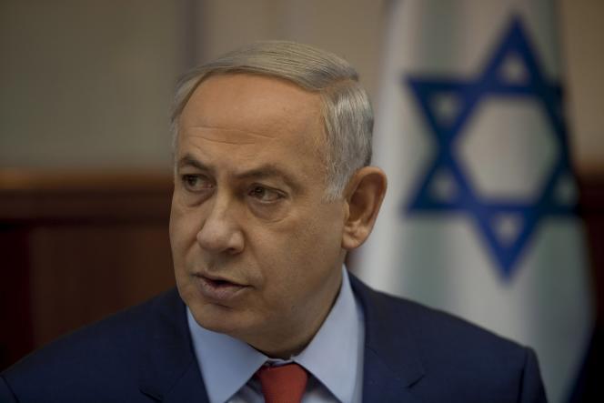 Cette décision de Benjamin Netanyahou est une réponse à l'étiquetage des produits originaires des colonies israéliennes dans les Territoires occupés décidé par Bruxelles.
