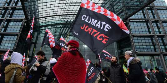 Marche mondiale sur le climat le 29 novembre à Berlin.