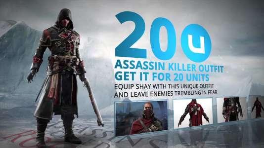 Dans Assassin's Creed, Ubisoft réserve désormais certains modes et certains bonus aux possesseurs d'un compte Uplay.