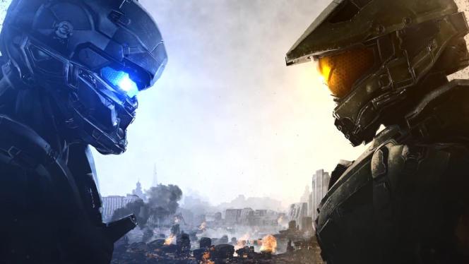 Contrairement à ce que pourrait faire croire sa jaquette, la campagne de Halo 5 : Guardians n'est pas jouable à deux sur la même console.