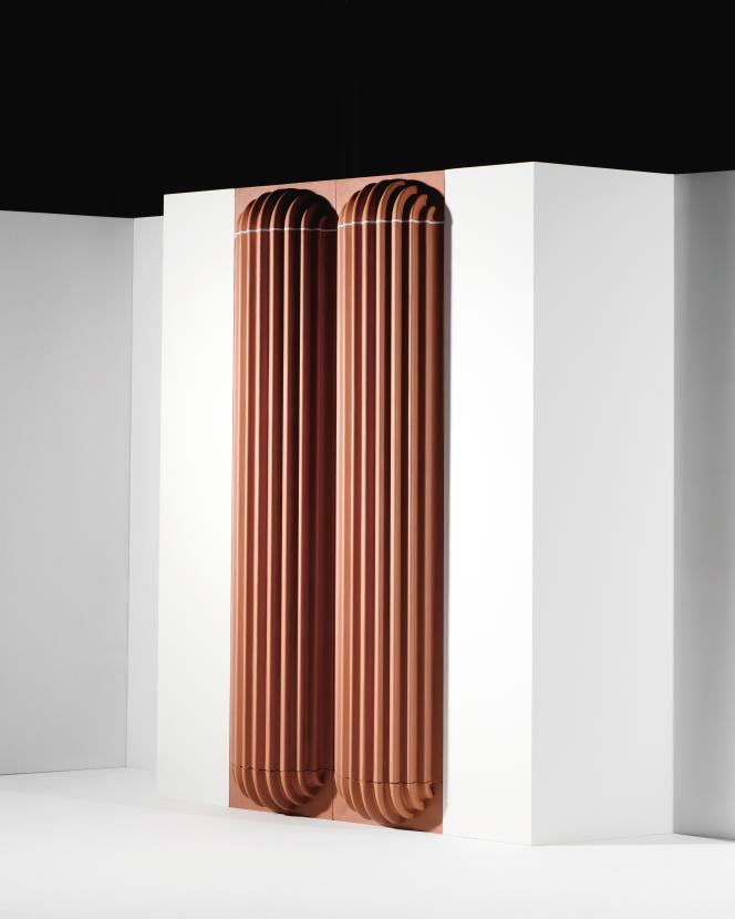 Le « Rafraîchisseur » en terre cuite de Normal Studio utilise le principe ancestral de l'évaporation pour créer un climatiseur d'intérieur.