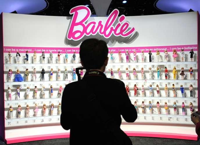 Mattel, Viacom et JumpStart vont payer 835000dollars dans le cadre d'un accord avec le procureur de New York.