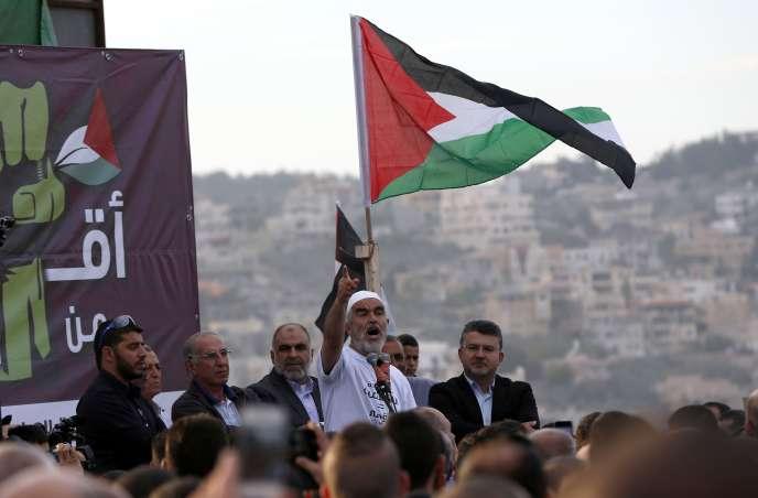 """Résultat de recherche d'images pour """"umm al fahm mouvement islamique israélien"""""""