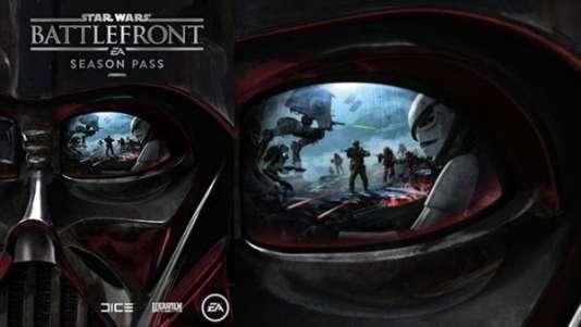 """Star Wars Battlefront propose l'achat d'un """"Season Pass"""", qui pour 50 €, donne accès aux quatre prochains packs de contenu."""
