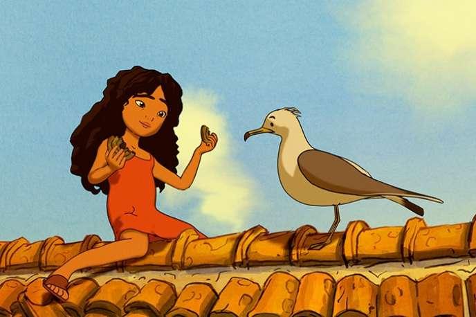 Une image du film d'animation américain, canadien, libanais et qatarien de Roger Allers,