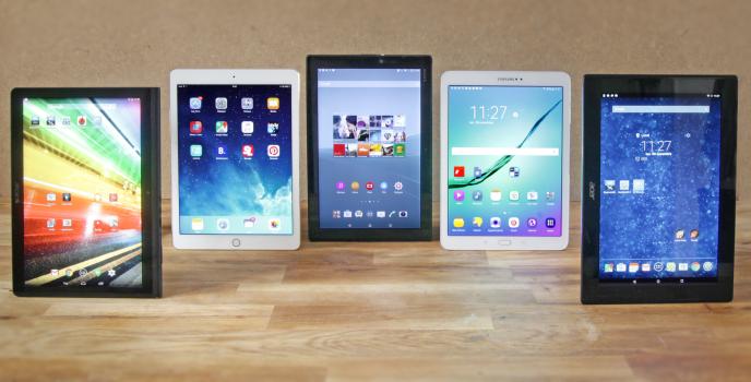 bfad28366f90 Le marché des tablettes poursuit son déclin