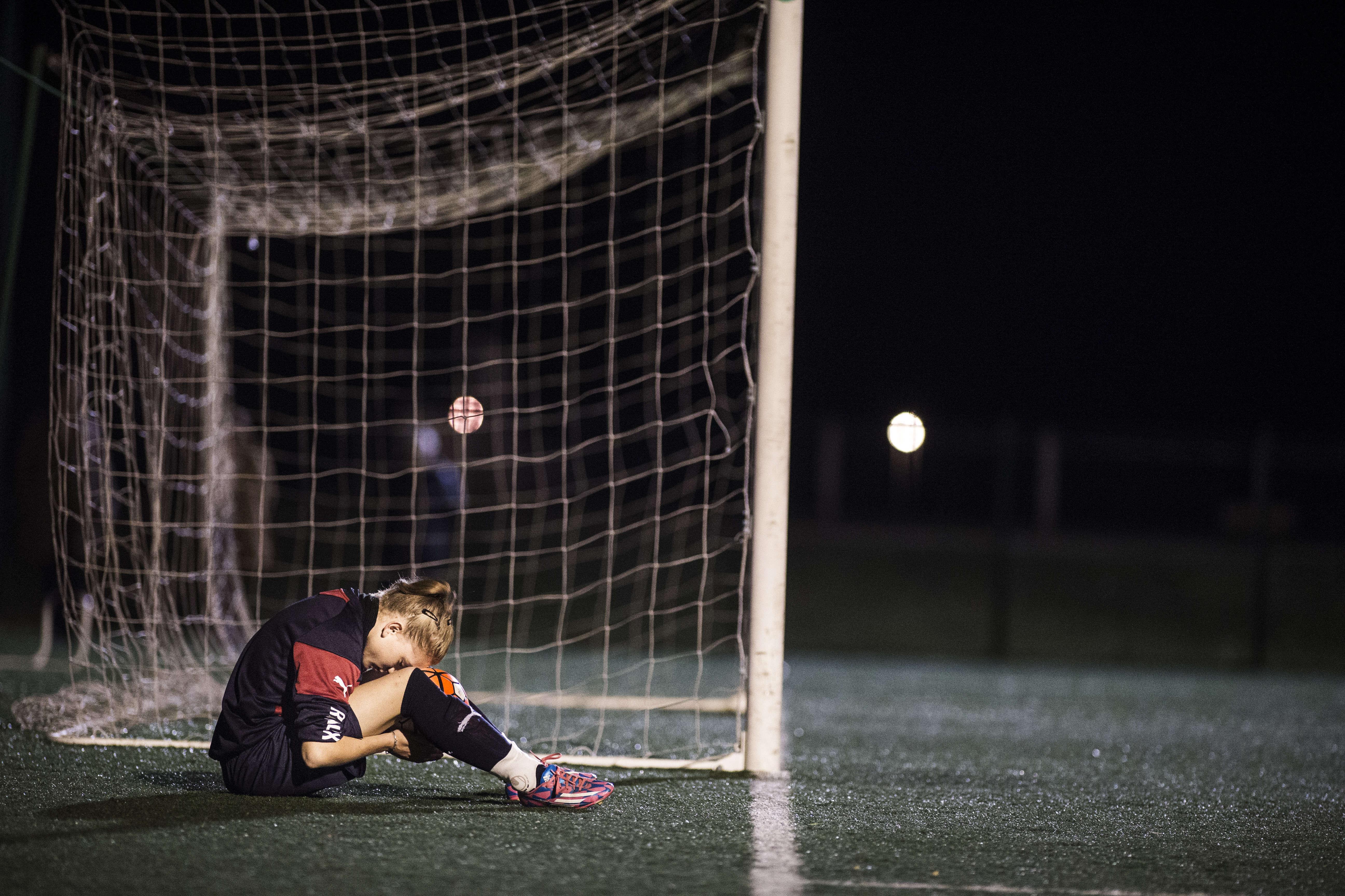 Nouvelles venues dans le football féminin, les Girondines de Bordeaux s'entraînent une fois par semaine au Haillan, centre d'entraînement historique des Girondins. Le reste du temps, les joueuses de division 2 évoluent à Blanquefort, en banlieue bordelaise.
