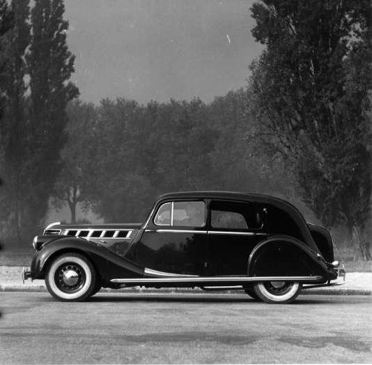 La Renault Viva Grand Sport.