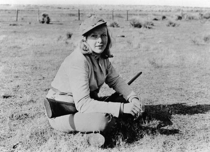 Martha Gellhorn, 1941.