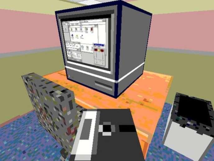 Capture d'écran du jeu « Payroll ».