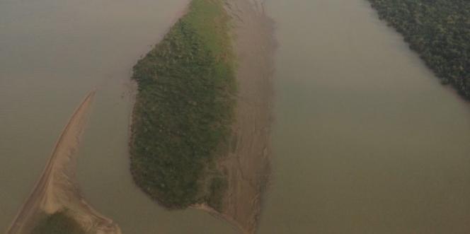 Vue de l'Etat brésilien de l'Acre, situé à la frontière avec le Pérou.