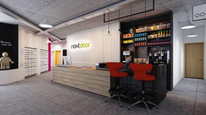 Coworking et végétalisation : des bureaux pas comme les autres
