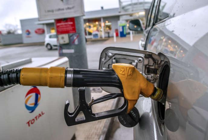 Depuis janvier, la part du diesel dans les ventes de véhicules neufs en France est de 58%.