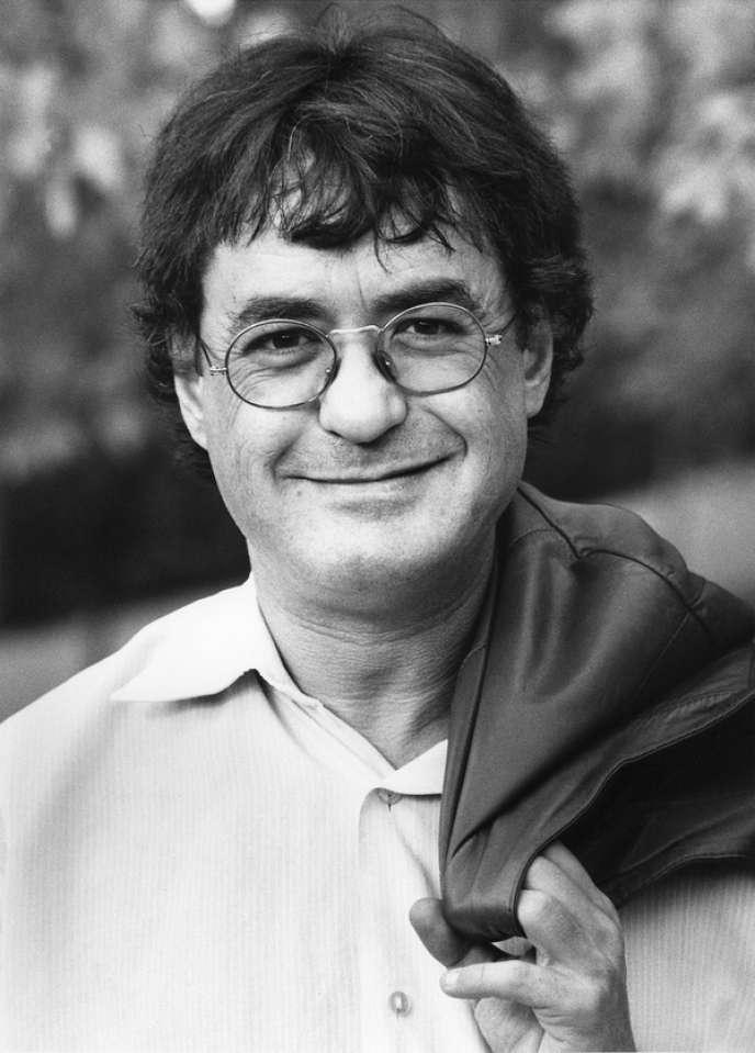 Jacques Denis en 1984, par Michel Bourdais