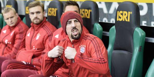 Franck Ribéry, le 5 décembre 2015.