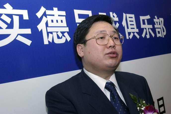Xu Ming en janvier 2002.