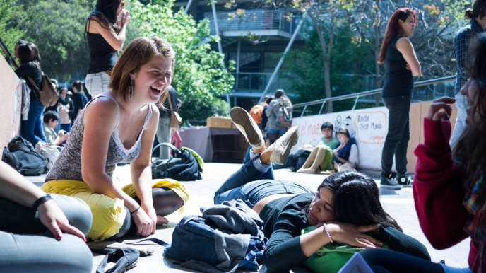 En matière de départs en Erasmus+, l'offre demeure inférieure à la demande.