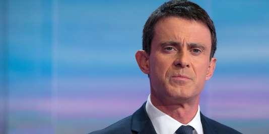Manuel Valls a réagi aux révélations du « Monde » concernant une note interne du ministère de l'intérieur.