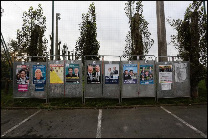 Hénin-Beaumont, le 6 décembre 2015.