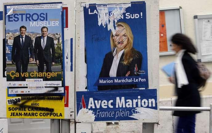 49,91 % des Français se sont abstenus le 6 décembre.