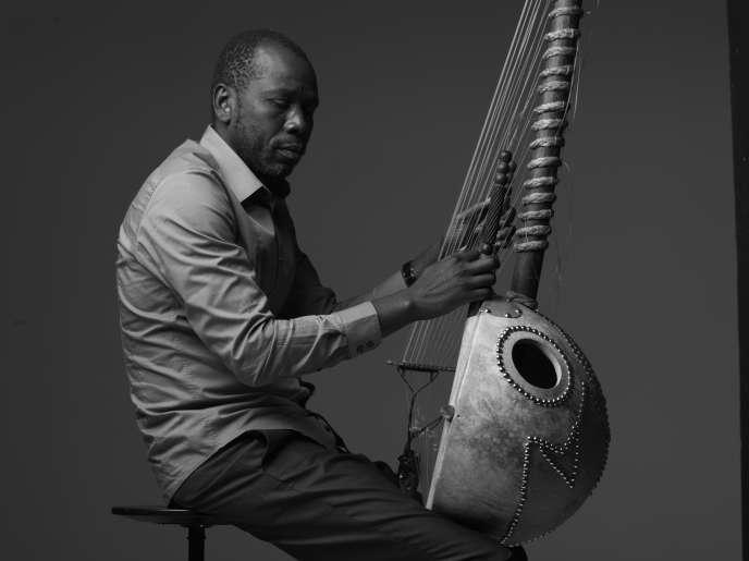 Le musicien Ballaké Sisoko.